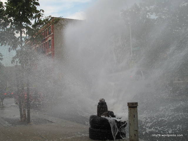 Creative Fire Hydrant