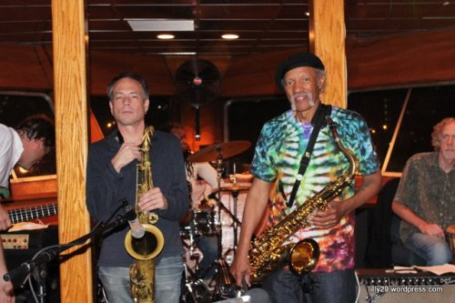 Kenny Brooks & Charles Neville
