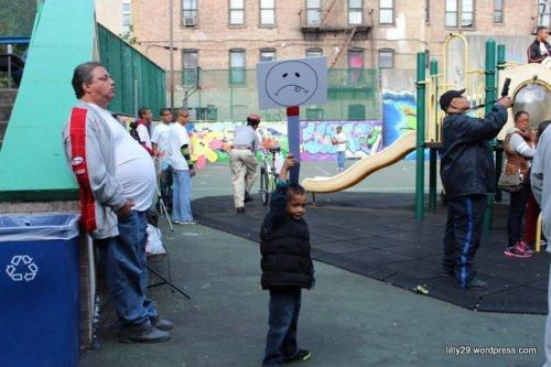 Sad Bronx, Sad Face