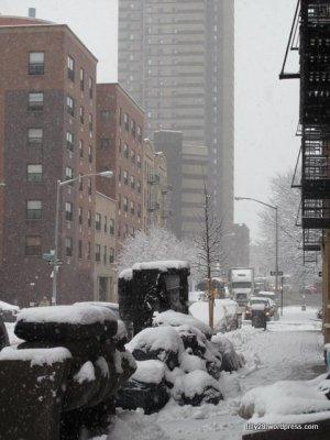 White Snow, Dirty City