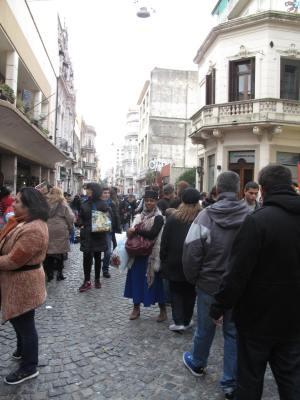 San Telmo Feria