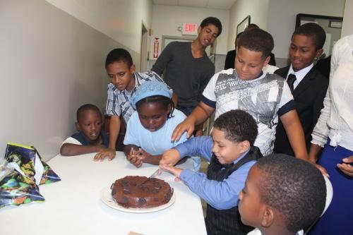 Zach's Birthday